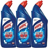 Harpic Powerplus Disinfectant Toilet Cleaner, Original - 1 L (Pack of 3)