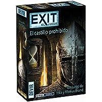 Devir - Exit 4 El Castillo Prohibido, Multicolor (BGEXIT4)