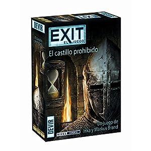 Devir – Exit: El castillo prohibido, Ed. Español (BGEXIT4) , color/modelo surtido