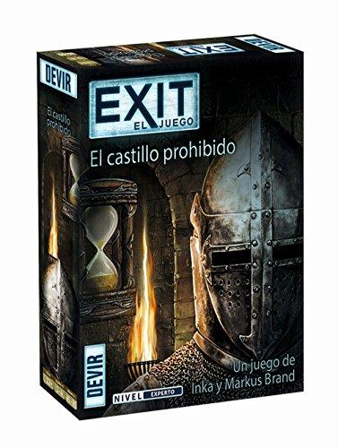 Devir - Exit: El castillo prohibido, Ed. Español (BGEXIT4)