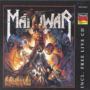 Hell on Stage Live by Manowar