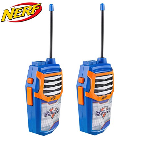 Bambini Talkie Walkie giocattolo per i bambini grande divertimento per giochi interna ed esterna - ragazzi (Power Rangers)