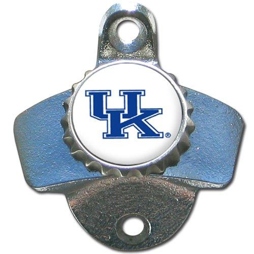 Siskiyou NCAA Wand montiert Flaschenöffner, CWBO35, Kentucky Wildcats