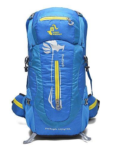 ZQ n/a L Rucksack Legere Sport / Reisen / Laufen Draußen / Leistung Wasserdicht / Multifunktions andere Nylon N/A Blue