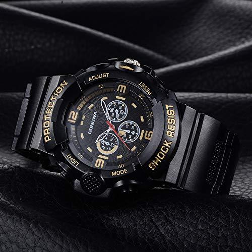 Rcool Relojes suizos relojes de lujo Relojes de pulsera Relojes para mujer  Relojes para hombre Relojes d9f194c7789f