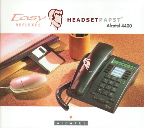 Alcatel 4010 Easy Reflexes Systemtelefon 3AK27101AB Farbe Graphite Refurbished
