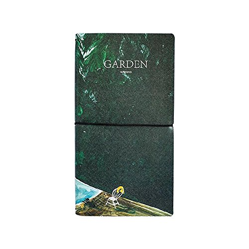 Nachfüllbar Fach Reisende Notizbuch Tagebuch Tagebuch Notizblock 11,4x 20,1cm 4# (4x6 Portfolio-buch)