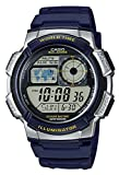 Casio Collection Montre Homme Digitale avec Bracelet en Résine – AE-1000W-2AVEF