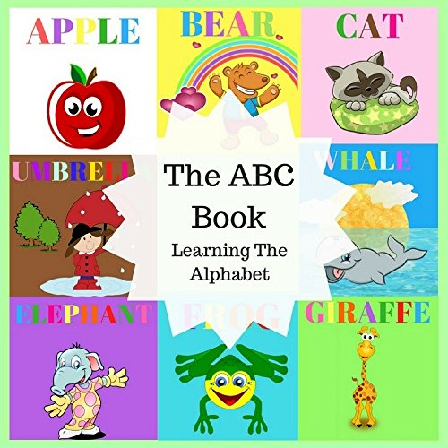 the-abc-book-learning-the-alphabet-english-edition