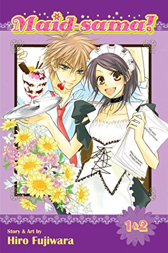 Maid-sama! (2-in-1 Edition) Volume 1