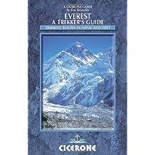 Everest : a trekker's guide