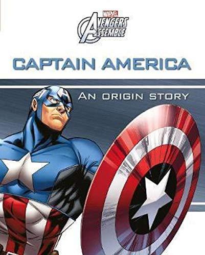Marvel Avengers Assemble Captain America An Origin Story (Captain America Avengers Assemble)