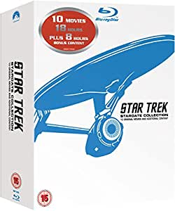 Coffret star trek [Blu-ray]