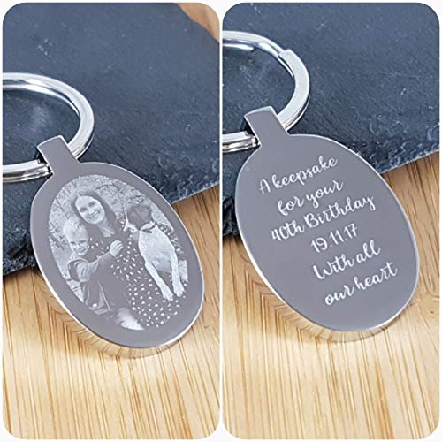 Personalised Gift Engraved Photo...