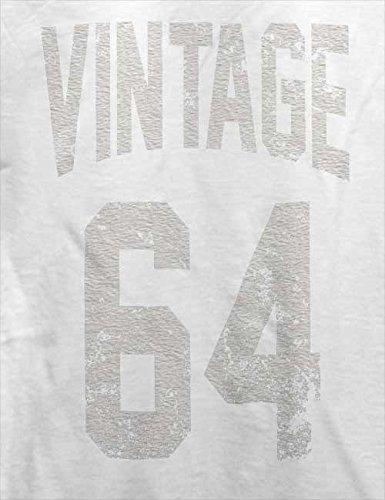 Vintage 1964 T-Shirt Weiß