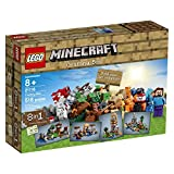 Lego Minecraft Crafting Box [21116 - 518 PCS] - LEGO