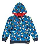 Nintendo Super Mario Bro Super Mario Bros Sudadera con Capucha, Azul...