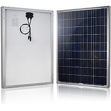 HQST 100 W 12 V Panel Solar Policristalino
