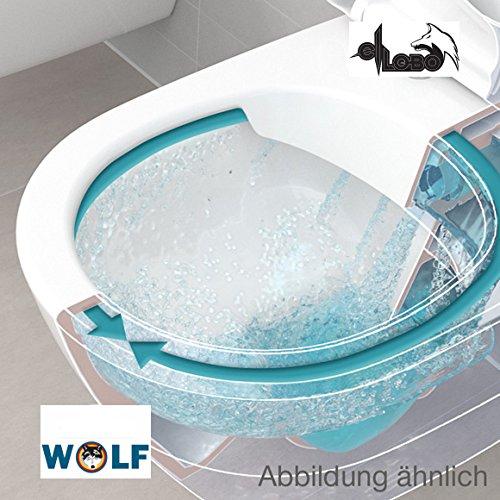 V&B Wand WC Omnia architectura Ceramicplus DirectFlush Spülrandlos *ohne WC Sitz*