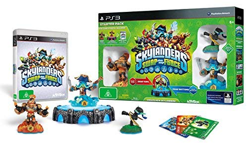 Skylanders Swap Force Starter Pack - PS3 (Swap Team Skylanders)