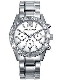 Reloj Mark Maddox Mm3011-05 Mujer Blanco