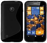 mumbi S-TPU Schutzhülle für Nokia Lumia 530 Hülle