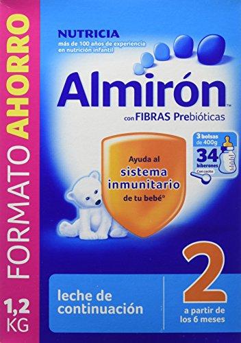 Almirón Leche en polvo 6m+ 1200 gr