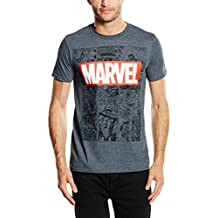Marvel Mono Comic, T-Shirt Homme