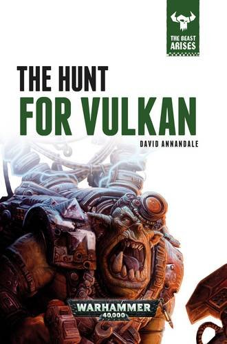 Cover The Hunt For Vulkan