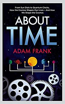 About Time by [Frank, Adam]