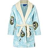Peignoir La reine des Neiges 8 ans robe de chambre enfant bleu