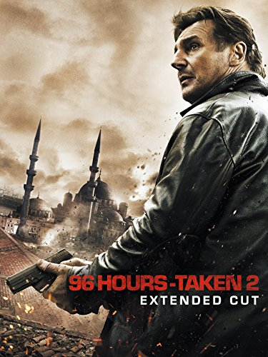 96 Hours - Taken 2 (Extended Cut) [dt./OV] - 96