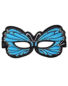 DREAMY DRESS-UPS 50755mariposa azul máscara (Talla única)