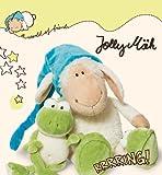 Nici 34334 – Zahnputzbecher 2-er Set und Seifenspender Jolly Sleepy in Geschenkbox - 3