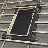 Anschlussschürze zu Dachfenstern Solstro (zur Montage von Dachfenstern)
