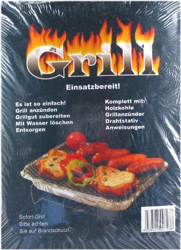 51002thAcUL - Einweggrill