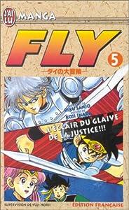 Dragon Quest - La Quête de Daï - Fly Edition simple Tome 5