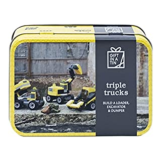 Apples to Pears Triple Trucks Gift Set