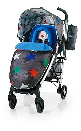 Cosatto Yo 2Megastar carrito, color gris