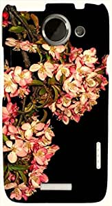Attractive multicolor printed protective REBEL mobile back cover for HTC One X+ ( X Plus ) D.No.N-L-18058-htcX