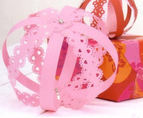 efco–Perforatrice 2funzioni confine margherita, rosa, 2/5.1cm - 2