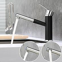 suchergebnis auf amazon.de für: küchenarmaturen schwarz - Mischbatterie Küche Schwarz