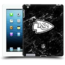 Official NFL Marble 2017/18 Kansas City Chiefs Hard Back Case for iPad 3 / iPad 4