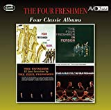 Picture Of Four Classic Albums (The Four Freshmen & Five Saxes / In Person / The Swingers / Stars In Our Eyes)