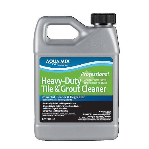 Aqua Mix Heavy Duty Tile and Grout Cleaner - Quart by Aqua Mix