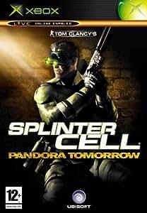 Splinter Cell: Pandora Tomorrow (Xbox)