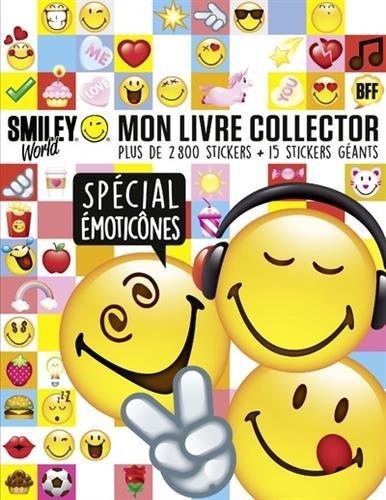 Mon livre collector - Spcial Emoticnes