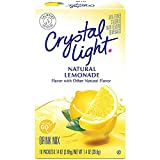 Product Image of CRYSTAL LIGHT NATURAL LEMONADE DRINK MIX ON THE GO 10...