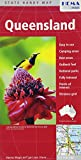 Carte routière : Queensland (en anglais)