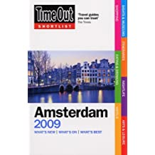 Time Out Shortlist Amsterdam 2009 by Time Out Guides Ltd (2008-09-04)